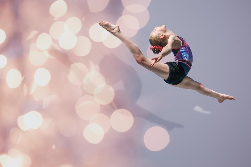 dance gymnastic photography